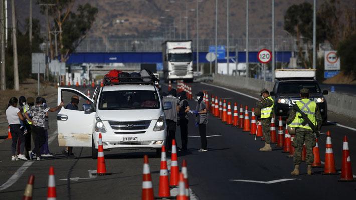 Región de Valparaíso se prepara para nuevo fin de semana largo: Sharp pide reunión a Blumel para coordinar medidas conjuntas