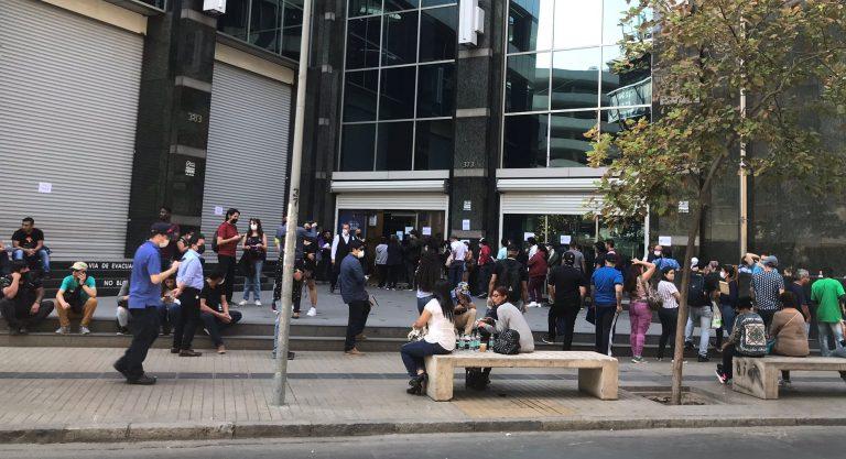 Efecto CORONAVIRUS: Cerca de 300 mil cartas de despidos ingresaron en marzo a la DT