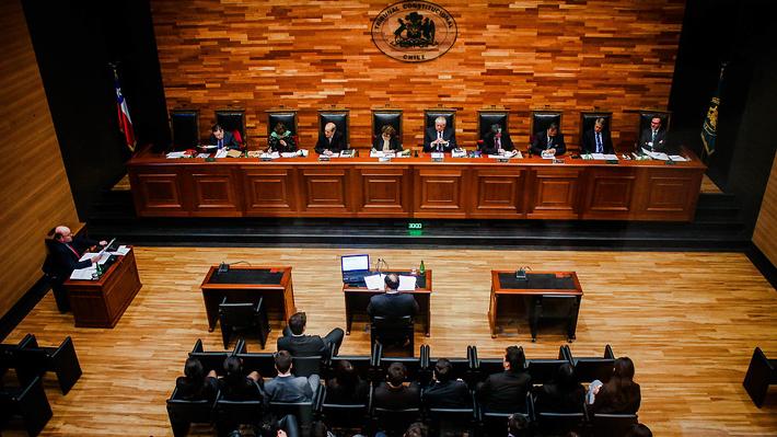 Mas de 40 diputados UDI y RN se suman a requerimiento por inconstitucionalidad contra proyecto de ley de Indulto Conmutativo