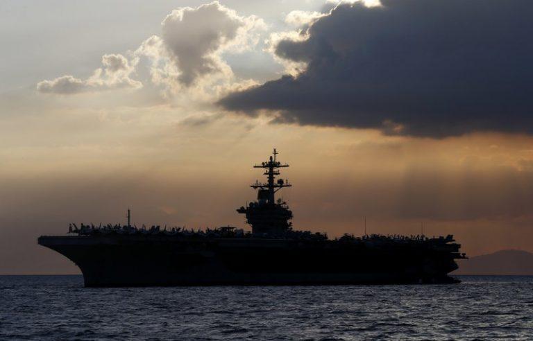 Caso Portaaviones con CORONAVIRUS le pasa la cuenta al Secretario de Marina de EEUU: Renunció