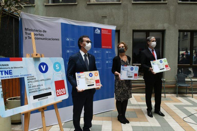 Gobierno prorroga por tres meses la validez de la TNE por crisis de CORONAVIRUS