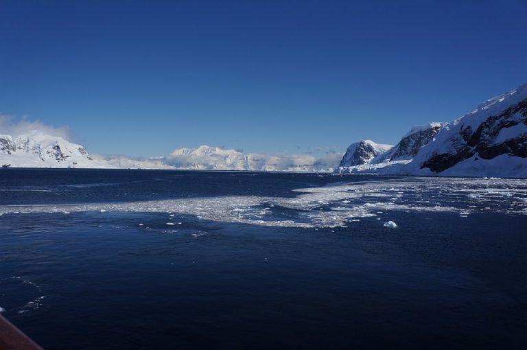 La carrera por la Antártica