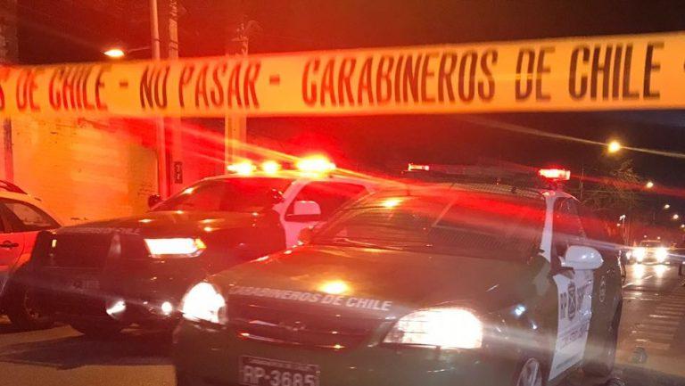 PDI detiene a los dos carabineros implicados en violenta balacera en La Florida