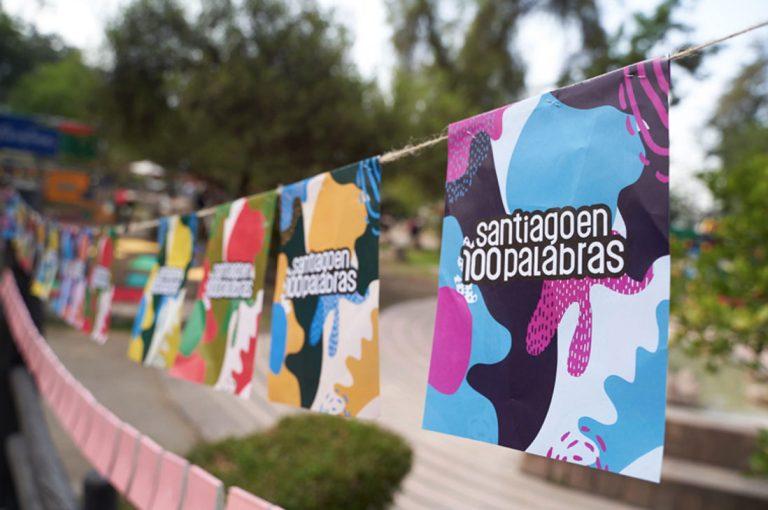 100 cuentos breves ambientados en un gran Mapa del Gran Santiago