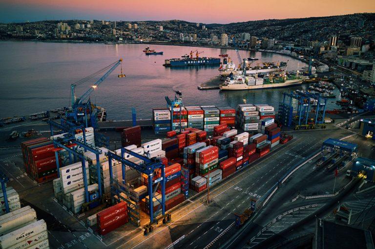 Tramitación electrónica permite continuidad del comercio exterior chileno
