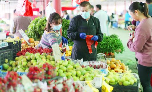Ministerio de Agricultura anuncia medidas para permitir funcionamiento de ferias libres