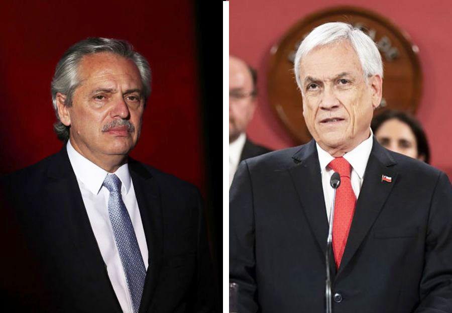 De nuevo Chile y Argentina como el perro y el gato por comentarios políticos de Mandatario argentino