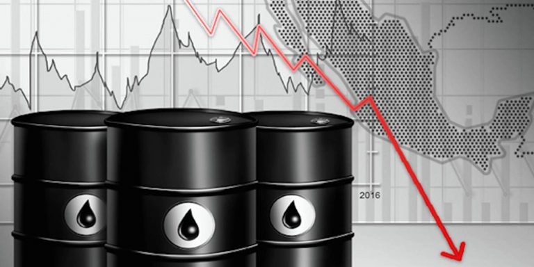 Colapso total del mercado petrolero: valor del crudo se desploma por primera vez bajo los cero dólares y cae a US$-37,63