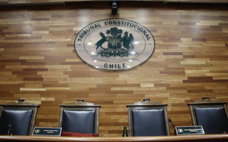 Senadores PS y PPD piden al TC rechazar requerimiento de Chile Vamos a proyecto de indulto