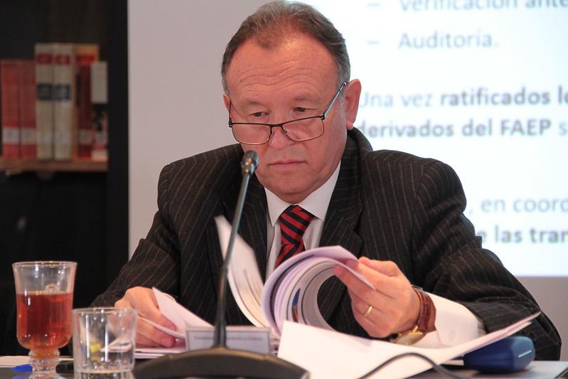 Senador José García Ruminot es el cuarto legislador contagiado con COVID-19