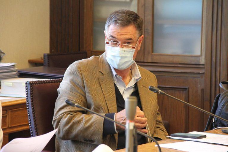 Senador Ossandón es el tercer parlamentario contagiado con CORONAVIRUS