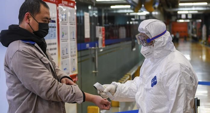 China cierra la ciudad de Jilin ante repunte de contagios por COVID-19