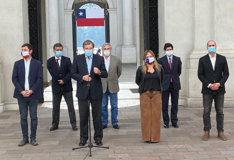 Chile Vamos aplaude anuncio de veto del Gobierno y pide adelantar segunda etapa de beneficios económicos
