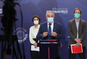 Balance CORONAVIRUS en Chile: 806 fallecidos y 77.961 contagiados