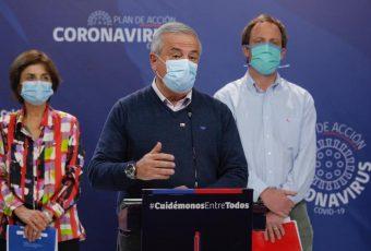 Balance CORONAVIRUS en Chile: 718 fallecidos y 69.102 contagiados