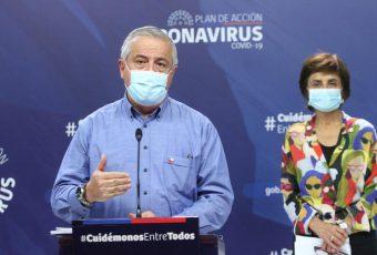 Balance de CORONAVIRUS en Chile: Muertos casi sobrepasan el millar