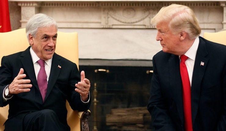 """Piñera habló con Trump para que Chile esté en la """"pole position"""" para acceder a la vacuna contra el Covid"""