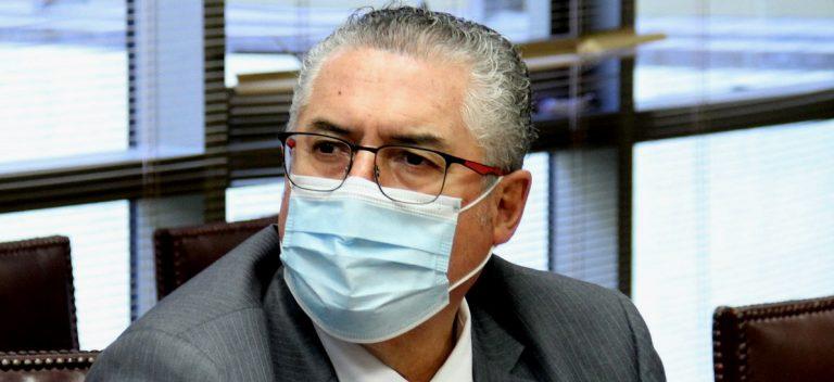Senador Jorge Pizarro (DC) segundo parlamentario en dar positivo al Coronavirus