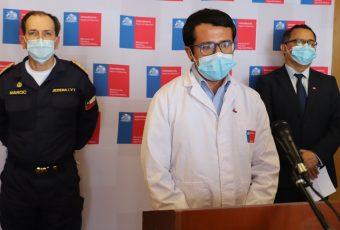 Seremi de Salud de Valparaíso da positivo y se confirma cuarentena preventiva a intendente y Jefe de la Defensa para la región