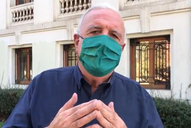 Alcalde de Ñuñoa entra en cuarentena preventiva tras compartir con funcionario con COVID-19