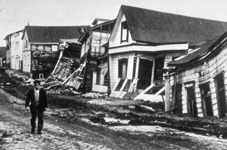 Conversatorio online sobre Terremoto de 1960 reunirá a representantes de la ciencia, la política y el arte