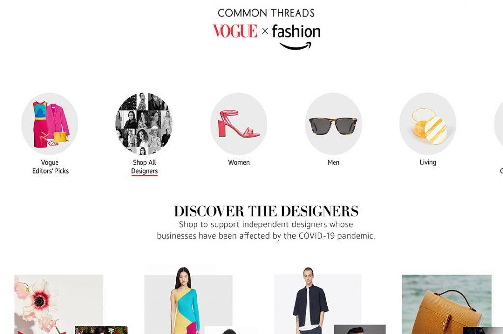 Amazon entra a salvar el mercado de la moda de lujo en medio de esta pandemia