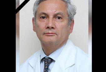 Muere primer médico por CORONAVIRUS: Se trata de un gastroenterólogo del Sótero del Río