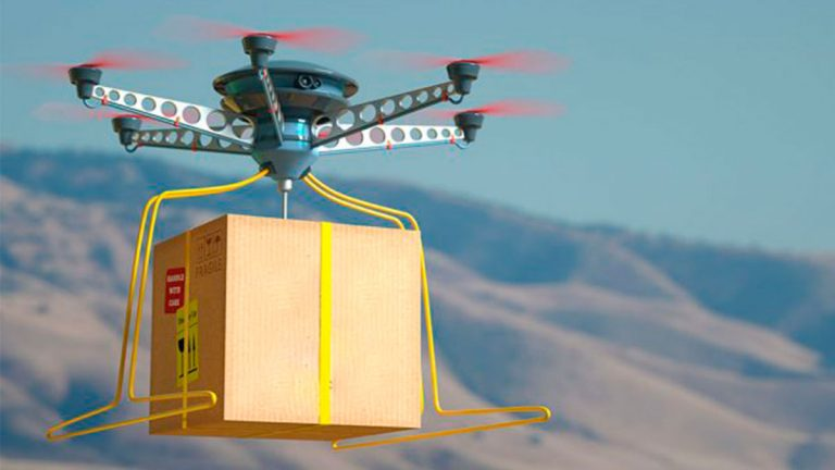 Municipalidad de Zapallar envía medicamentos y alimentos vía drones