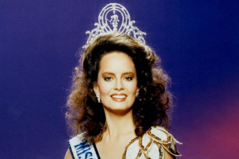 En 1987 la revista Paula publicaba una edición especial dedicado a Cecilia Bolocco como Miss Universo