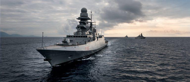 EEUU le cobra cuenta pendiente a España por incidente de la fragata en 2019 y le adjudica la construcción de 10 navíos a la italiana Fincantieri por US$5.500 millones