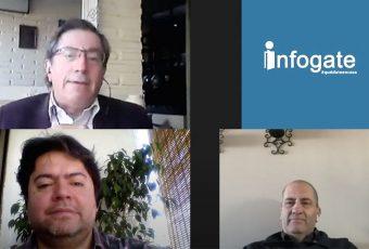 LCSLM #QUEDATEENCASA con: Ismael Calderón y Michel De L´Herbe