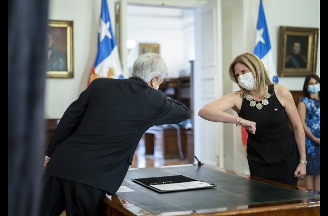 RN acepta a regañadientes designación de Macarena Santelices en cartera de la Mujer