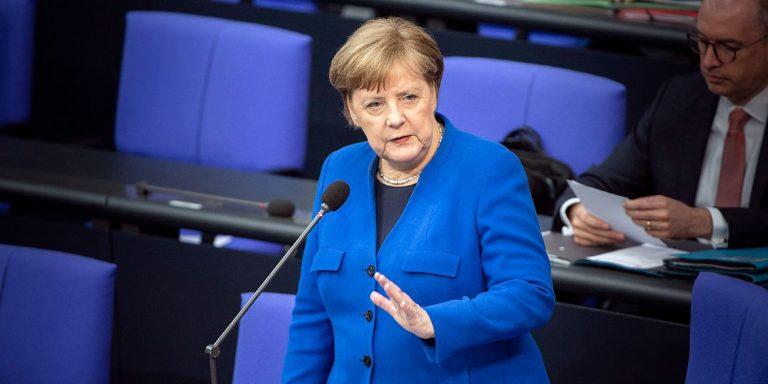 Libertad de prensa real: Merkel destaca el valor de la prensa crítica en tiempos del coronavirus
