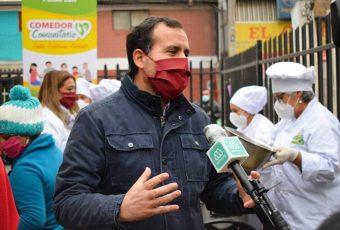 Alcalde de Peñaflor denuncia abandono por parte del gobierno en el marco de las estrategias contra el Covid-19