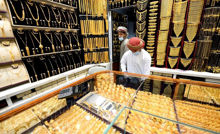 Tras confinamiento por Coronavirus: El zoco del oro en Dubái vuelve a relucir