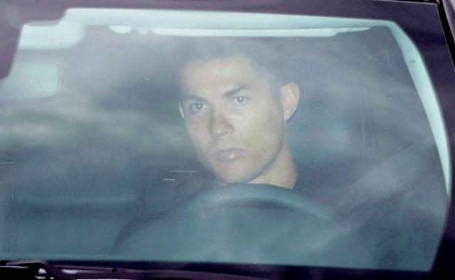 Tras dos meses de confinamiento por el coronavirus,  Cristiano Ronaldo vuelve a entrenar en la Juventus