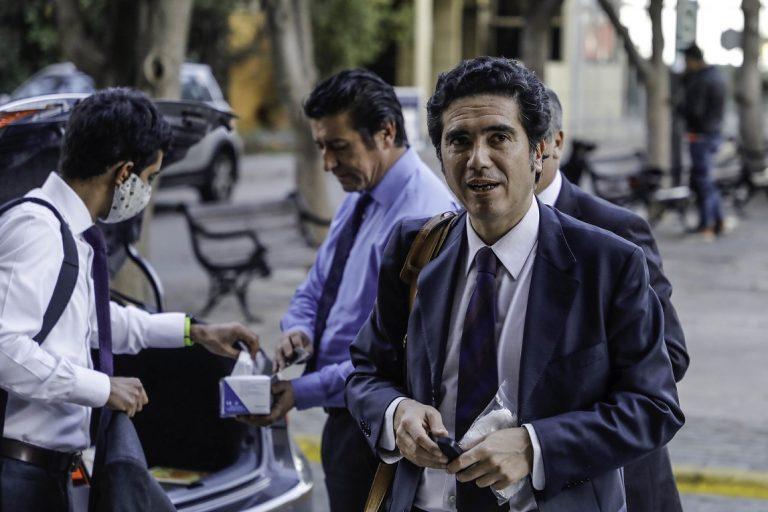 """Senador De Urresti critica """"tozudez"""" del Gobierno para no abordar proyecto sobre retiro del 10% de AFPs"""