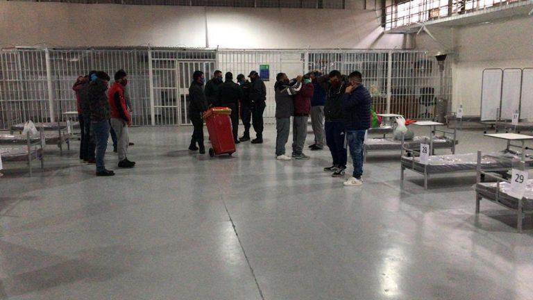 Gendarmería confirma primer reo muerto por CORONAVIRUS