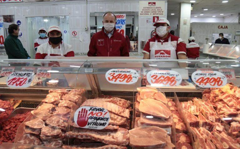Gobierno da por sentado abastecimiento de carnes rojas y blancas en plena pandemia