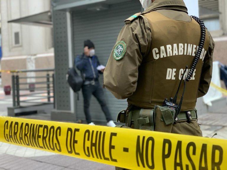 Carabineros lleva 155 mil detenidos en Pandemia y más de 15 mil en la última semana