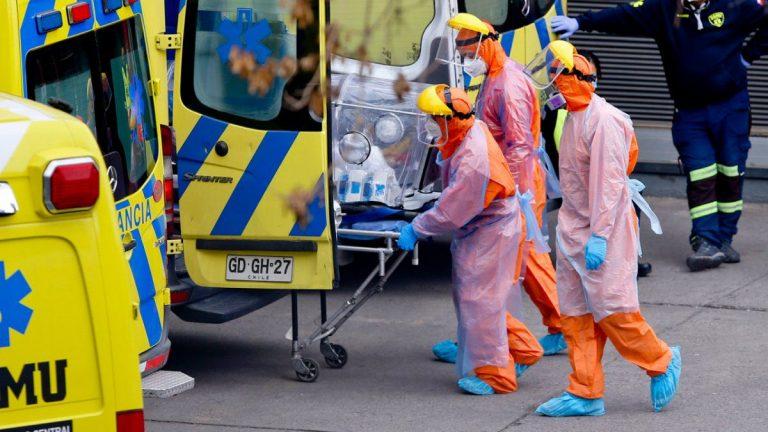 6.889 nuevos casos y 174 fallecidos dio a conocer el Minsal en nuevo informe Covid