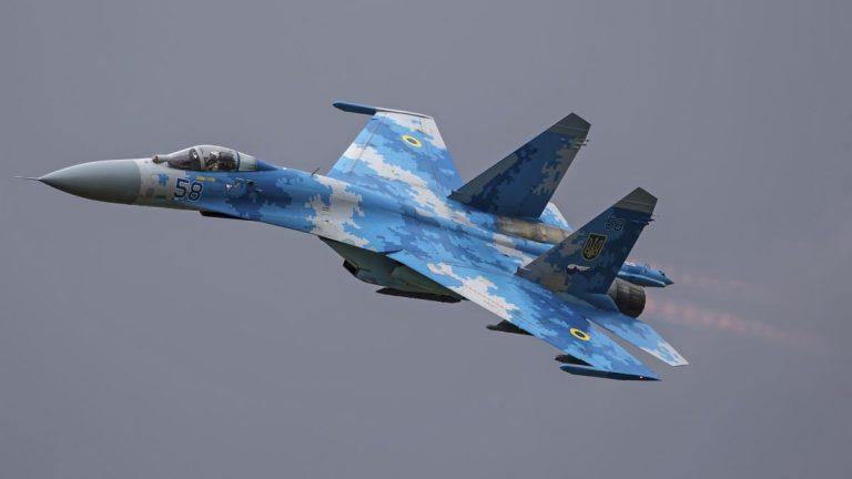 Conflicto con Rusia lleva a Ucrania a proyectar millonaria compra de aviones occidentales