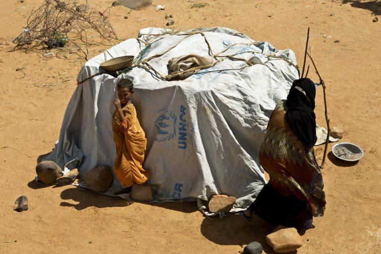 ONU: El 1 % de la humanidad es gente desplazada