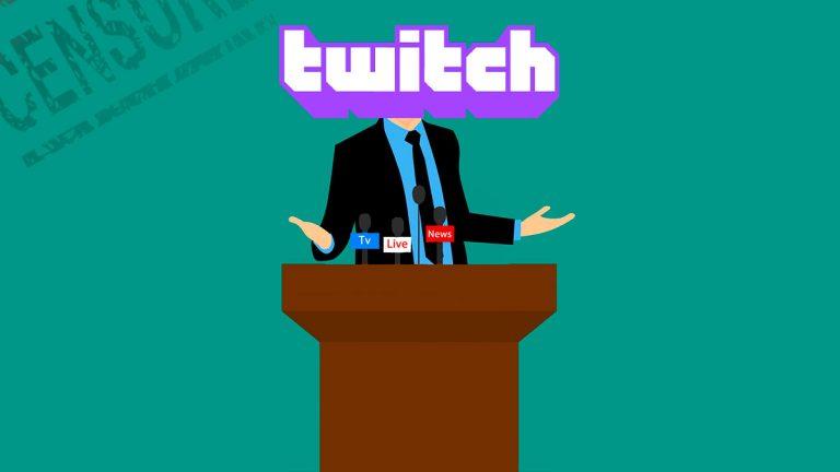 Twitch le prohíbe su uso a este líder mundial por conductas de odio