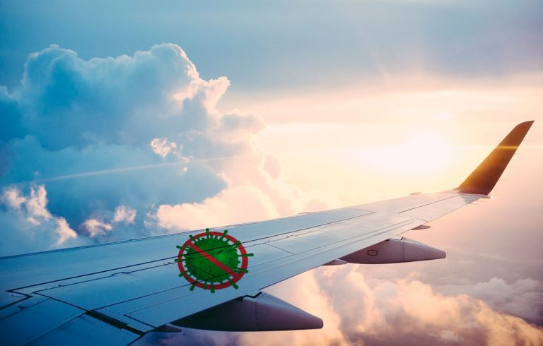 Aerolíneas chilenas compiten tomando medidas y retomando  de a poco sus itinerarios