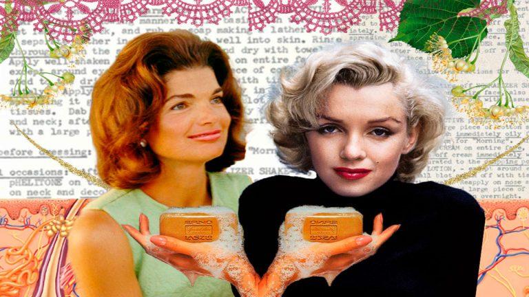 La rutina de belleza de Marilyn Monroe y Jackie Kennedy que tú también puedes tener