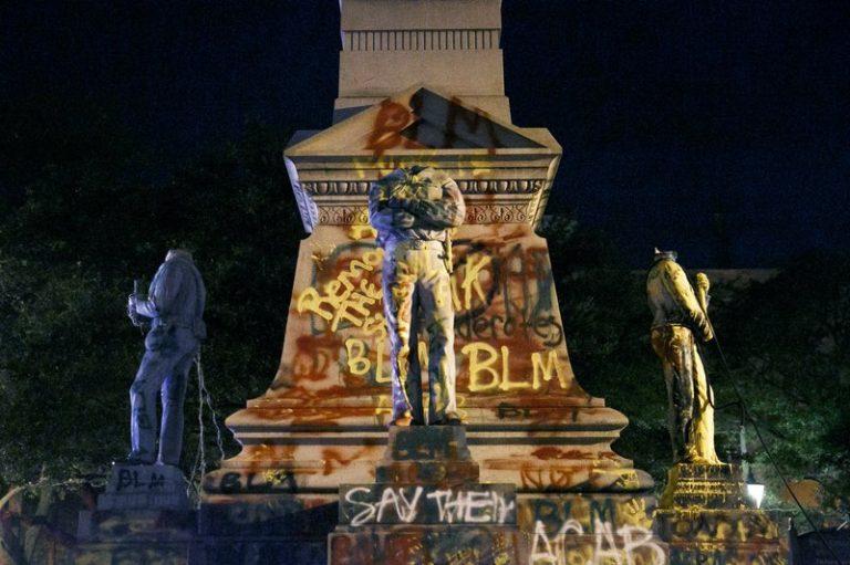 """Efecto Floyd: Surge con fuerza el """"revisionismo""""histórico-monumental, se destruyen y retiran estatuas vinculadas al racismo"""