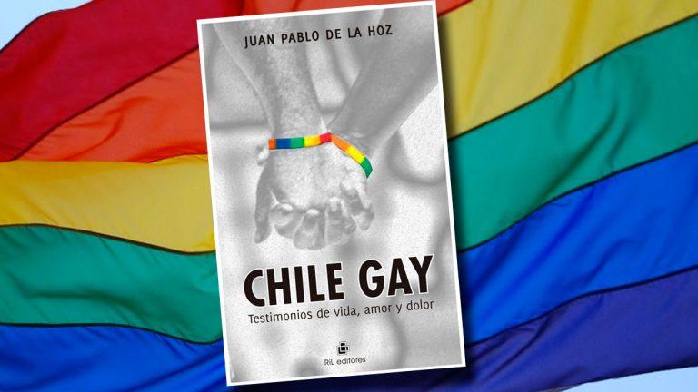 """Libro: """"Chile Gay""""… En El Mes Del Orgullo"""