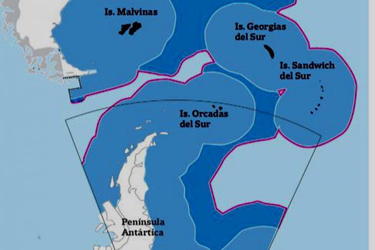 Argentina ingresa en el Senado proyectos que afianzarán la soberanía sobre el Atlántico Sur y la Antártica a través de la Plataforma Continental