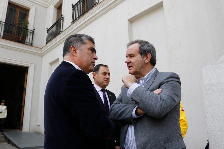 El domingo parten reuniones del comité político con ministros Allamand y Desbordes